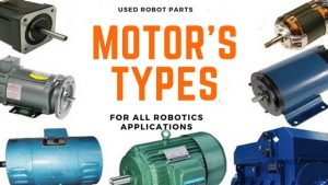 used robot parts