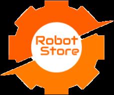 robot store logo