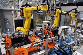 fanuc reconditioned robots