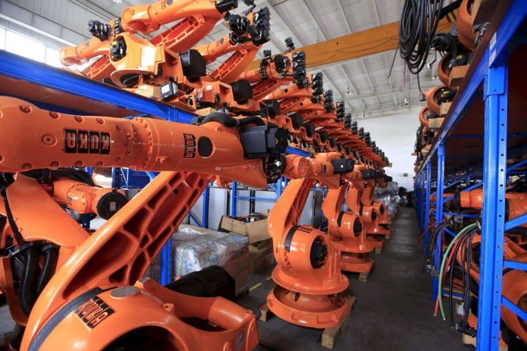 kuka robot parts
