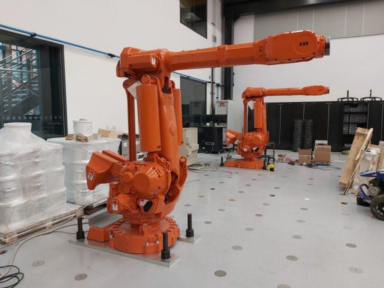 ABB refurbished robots