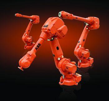 abb robot parts