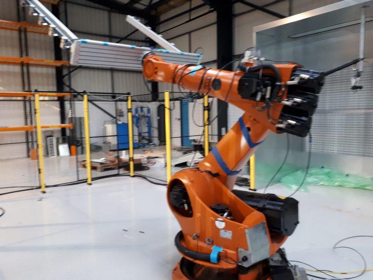 KUKA Reconditioned robots
