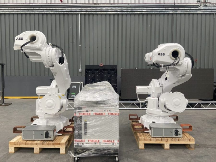 ABB reconditioned robots