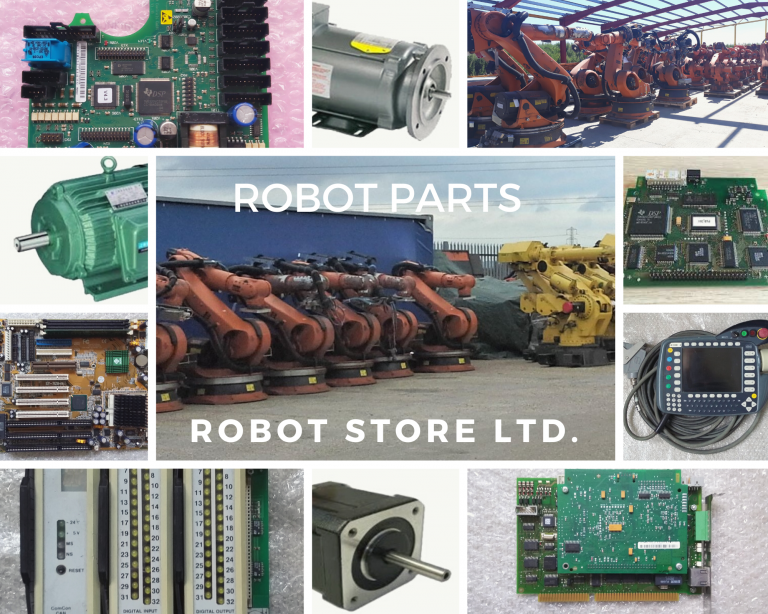Used Industrial Robots